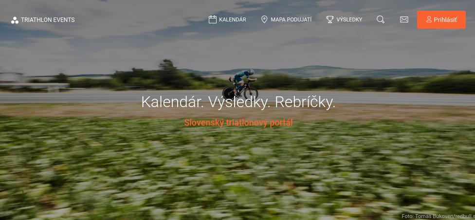 Triathlon Events | Slovenský triatlonový portál